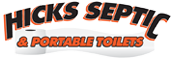 Hicks Septic & Portable Toilets Logo