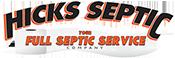 Hicks Septic Logo