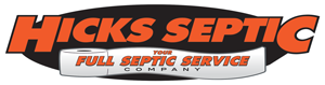 Hicks Septic Service Logo